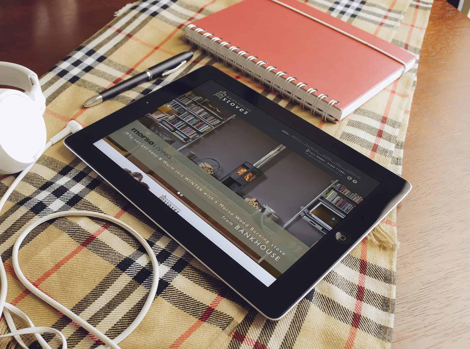 Bankhouse iPad 1