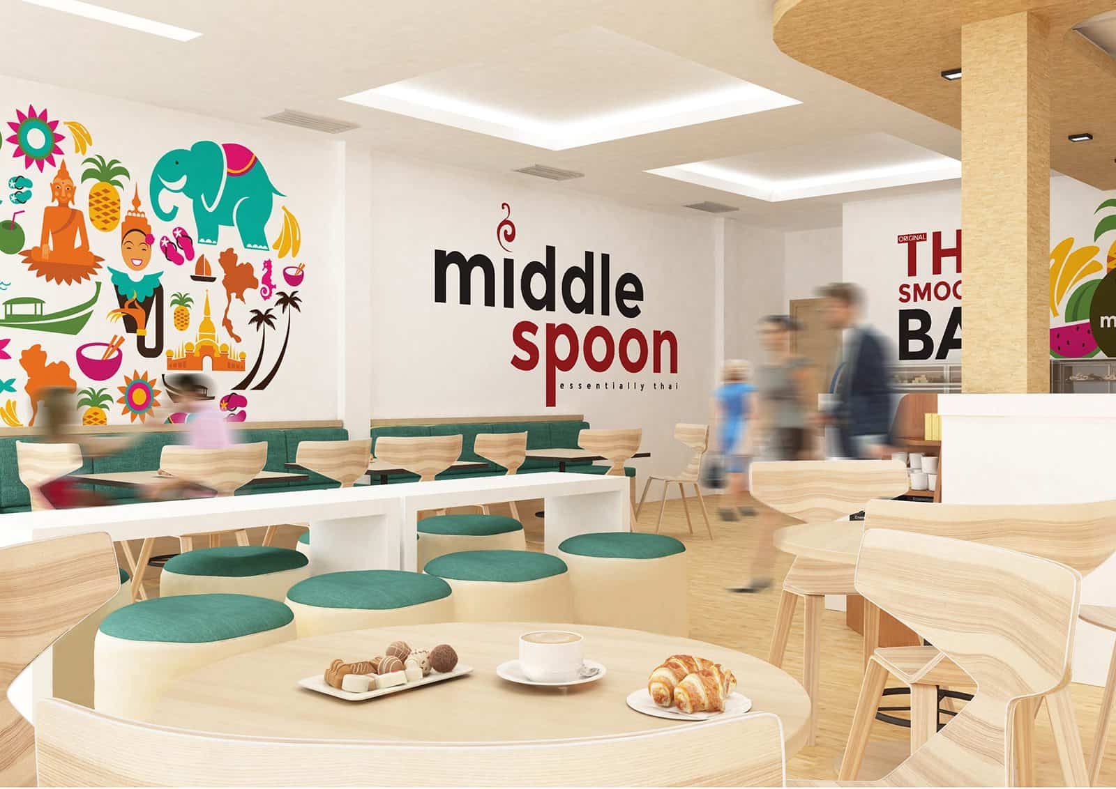 Middlespoon 7X
