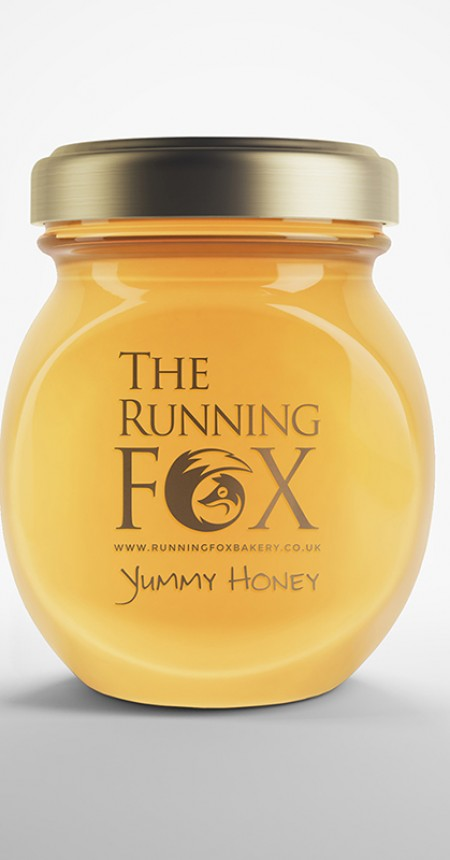 The Running Fox